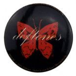 Deftones - Butterfly Logo (25mm Button Badge)