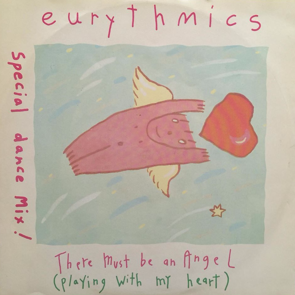 Eurythmics There Must Be An Angel Playing With My Heart
