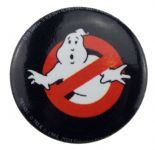 Ghostbusters - Classic Icon/Logo (25mm Button Badge)