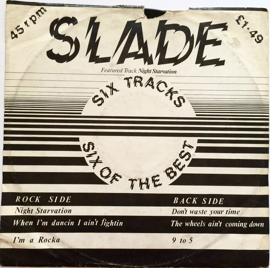 Slade Night Starvation Six Of The Best Ep 12 G F