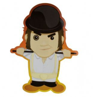 A Clockwork Orange - Alex Caricature (Sticker)
