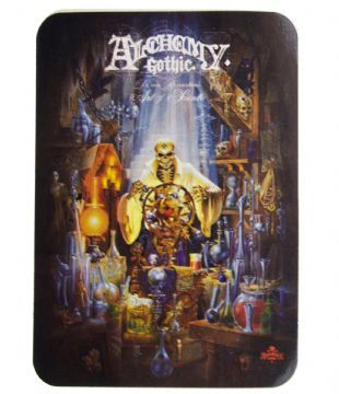 Alchemy Gothic - Design #2 (Sticker)