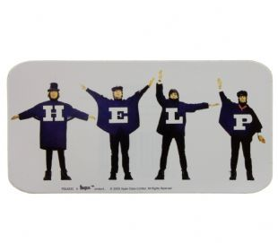Beatles (The) - Help! (Sticker)