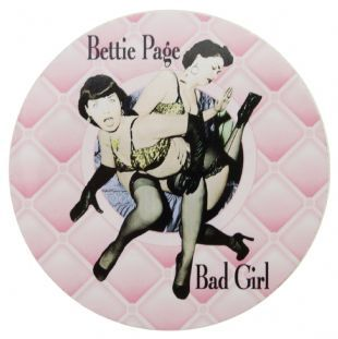 Bettie Page - Bad Girl (Sticker)