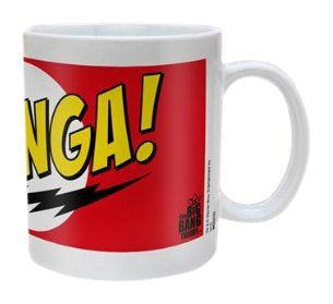 Big Bang Theory (The): Bazinga - MUG (11oz) (Brand New In Box)