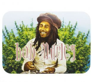 Bob Marley - Colour Portrait (Sticker)