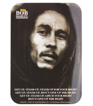 Bob Marley - Get Up Stand Up (Sticker)