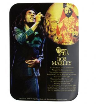 Bob Marley - Lord We Know (Sticker)