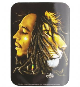 Bob Marley - Marley/Lion (Sticker)