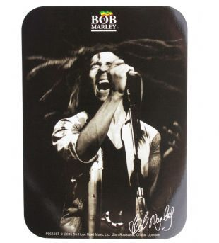 Bob Marley - Performing Live (Sticker)