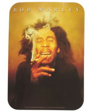 Bob Marley - Smoking (Sticker)