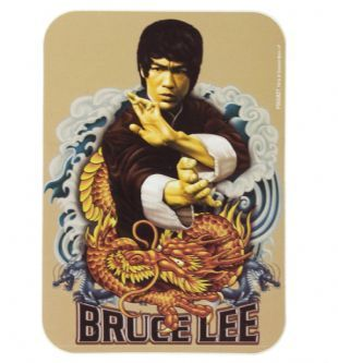Bruce Lee - Dragon (Sticker)