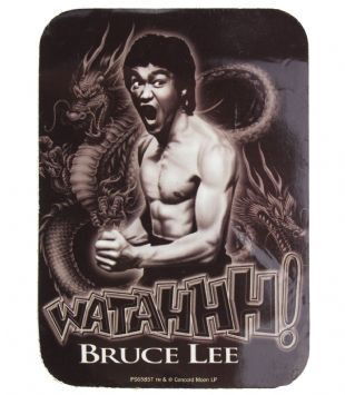 Bruce Lee - Watahhh! (Sticker)