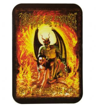 Cradle of Filth - Get Thee Behind Me Satan (Sticker)