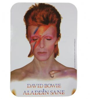 David Bowie - Aladdin Sane (Sticker)