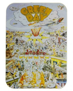 Green Day - Dookie Album Art (Sticker)
