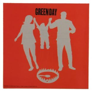 Green Day - Parent Trap (Sticker)