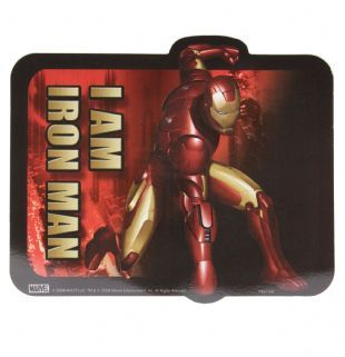 Iron Man - I Am Iron Man (Sticker)