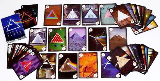 Playing Cards Official Pink Floyd Dark Side Of The Moon