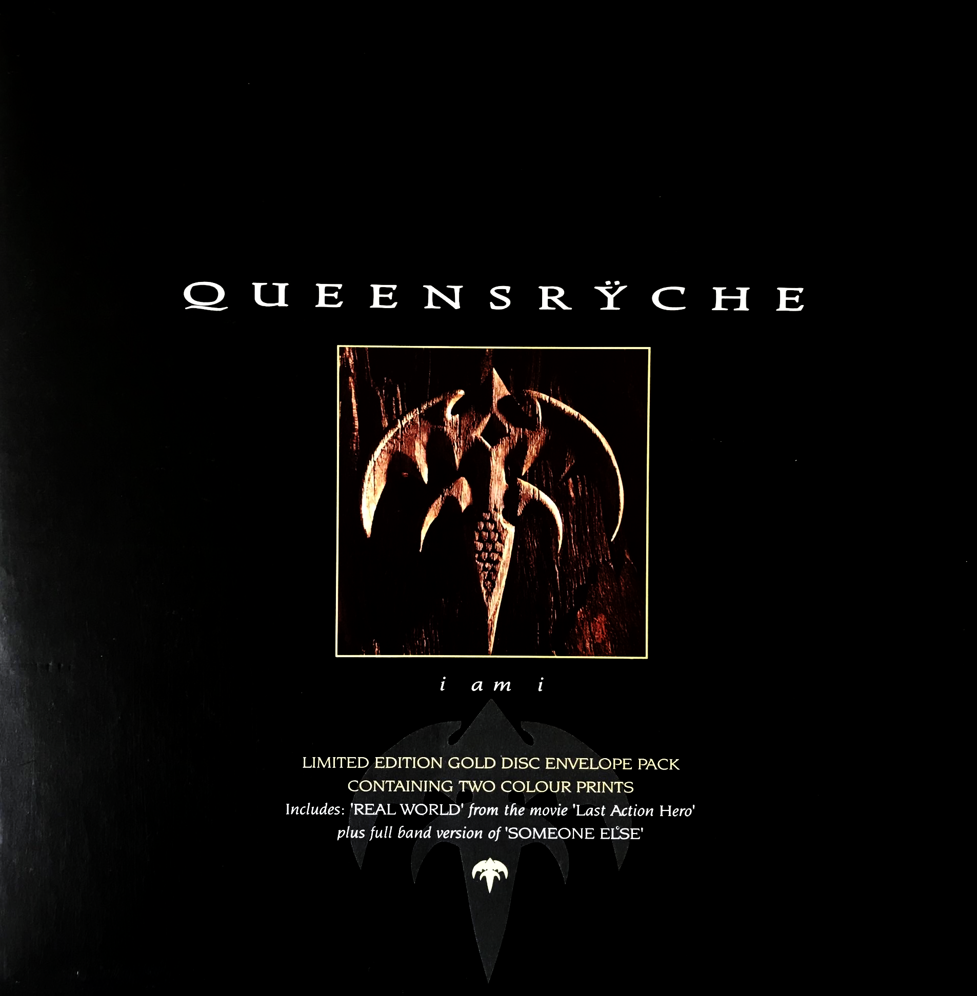 Queensryche someone else