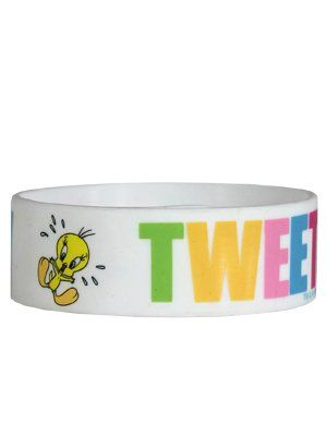 Tweety - Rubber Wristband